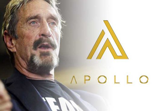 Is John McAfee Supporting Apollo Coin Who Has Been Riddled with a Few Problems – Bitcoin Exchange Guide