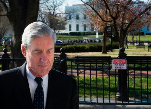 The release of the Mueller report is coming. How redacted will it be?
